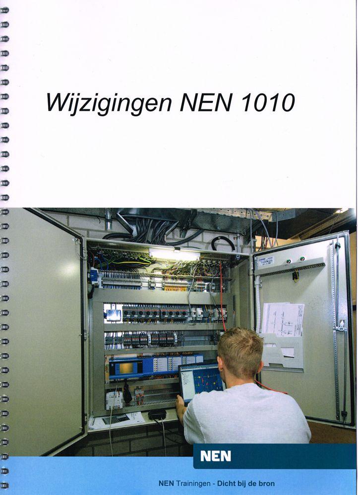 Wijzigingen NEN1010